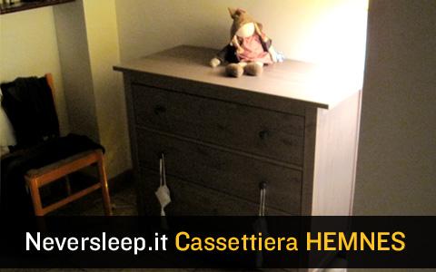Cassettiera di ikea dopo il malm un buon prodotto - Cassettiera ikea hemnes ...