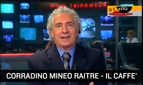Corradino Mineo Raitre difende la libertà.