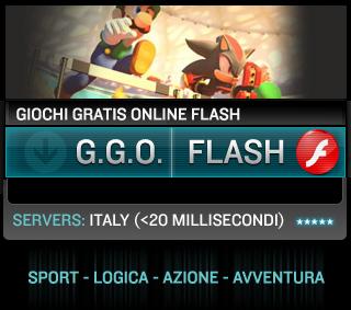 Ricerche correlate a Giochi gratis online in flash di guerra