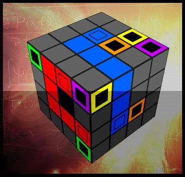 Il cubo di xloggic