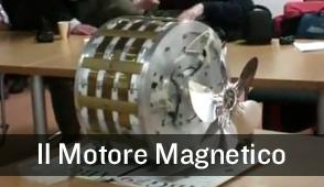 Motore a energia magnetica di Muammer Yildiz.