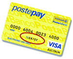 Rinnovo gratuito carta prepagata postepay.