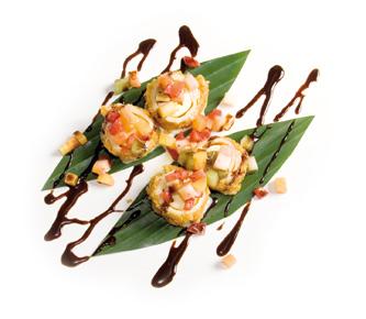 Sushi Contemporaneo