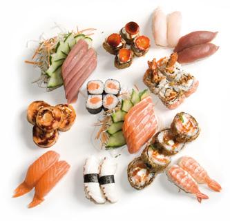 Sushi Tradizionale