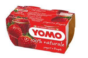 Yomo, lo yogurt naturale al 100 percento senza aromi.
