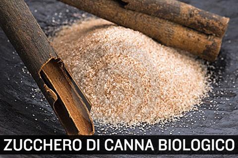 Zucchero di canna integrale biologico MASCOBADO.